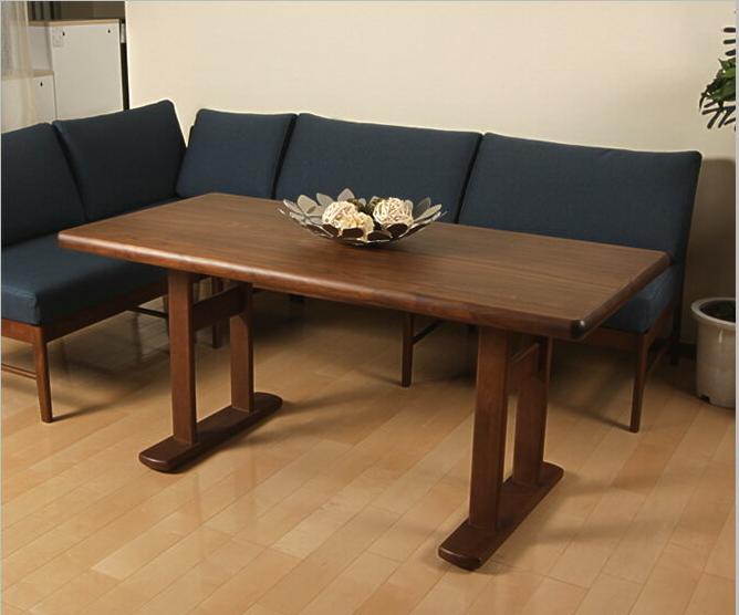 ダイニングテーブル フィグ 幅145×奥行70×高さ65cm 新作 大人気 木製ダイニングテーブル 高さ65cm ソファダイニング ソファダイニングにおすすめ 食卓 シンプル アウトレットセール 特集 byおすすめ ブル テーブル 北欧調 食事テーブル インテリアテーブル