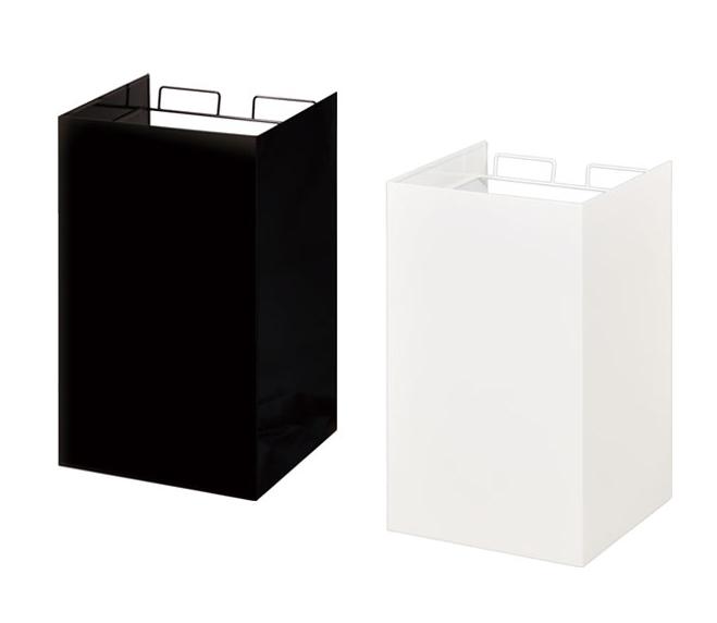 ダストボックス 2分別 キャスター付き frames&sons フレームズ アンド サンズ ゴミ箱 キッチン ダストボックス おしゃれ ゴミ箱 おしゃれ ダストボックス キャスター ダストボックス ごみ箱 ダストボックス ブラック ホワイト