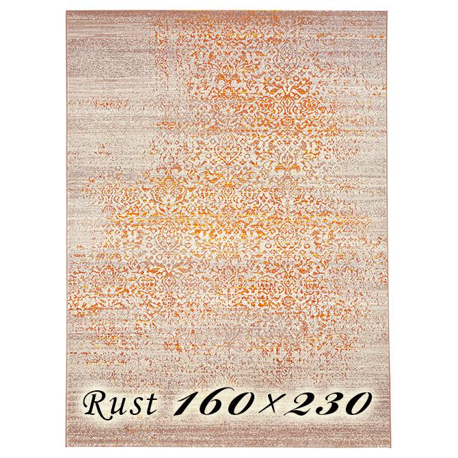 ラグ カーペット ゴルガ 160×230cm ラスト ベルギー製 ウィルトン織 高級 絨毯 厚手 【送料無料】【代引不可】