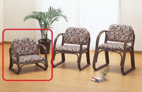 座椅子 大人気のラクチン座椅子。 籐思いやり座椅子 イス・チェア 籐製 座椅子 座イス 座いす 椅子 いす イス チェア チェアー 姿勢 腰痛 コンパクト 北欧 シンプル クッション 座布団 リラックスチェアー リビング フロアチェア フロアチェアー 座椅子 一人掛け 1人掛け