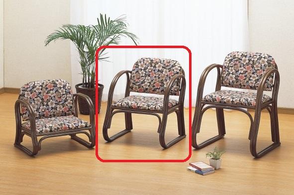 \カードお持ちの方ポイント最大19倍★12:00~23:59/ 大人気のラクチン座椅子。 籐思いやり座椅子 イス・チェア 籐製 送料無料 新生活 引越
