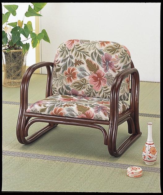 \カードお持ちの方ポイント最大19倍★12:00~23:59/ 大人気のラクチン座椅子。 籐デラックス思いやり座椅子 イス・チェア 籐製 最安値に挑戦 新生活 引越