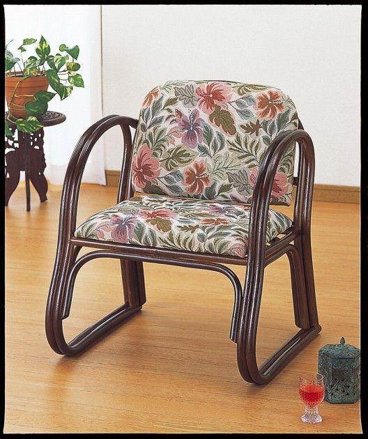 座椅子 大人気のラクチン座椅子。 籐デラックス思いやり座椅子 イス・チェア 籐製 送料無料 座椅子 座イス 座いす 椅子 いす イス チェア チェアー 姿勢 腰痛 コンパクト 北欧 シンプル クッション 座布団 リラックスチェアー リビング フロアチェア フロアチェアー 一人掛け