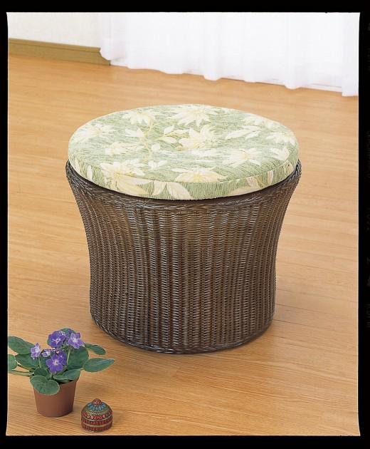 座椅子 足をのばしたい方、正座が負担になる方に。 座布団スツールハイタイプ イス・チェア 座椅子 籐製 送料無料 座椅子 座イス 座いす 椅子 いす イス チェア チェアー 姿勢 腰痛 コンパクト 北欧 シンプル クッション 座布団 リラックスチェアー リビング