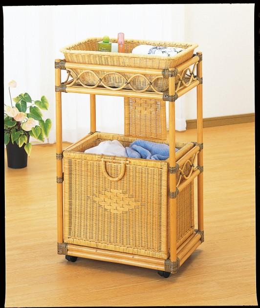 天然の温もりと柔らかな印象が和みます ランドリー 収納家具 ランドリーボックス 洗濯籠 洗濯カゴ 送料無料 最安値に挑戦 新生活 引越