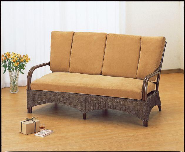 暮らしをぬくもりで満たすラタンのナチュラルな存在感。 ラブチェアー イス・チェア 座椅子 籐製 送料無料 最安値に挑戦 新生活 引越