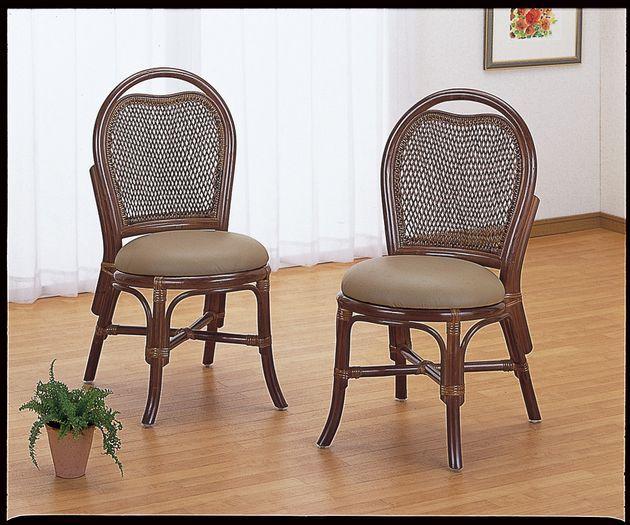 座椅子 籐ダイニングチェアー2脚組 イス・チェア 座椅子 籐製 送料無料 座椅子 座イス 座いす 椅子 いす イス チェア チェアー 姿勢 腰痛 コンパクト 北欧 シンプル クッション 座布団 リラックスチェアー リビング フロアチェア フロアチェアー 座椅子 一人掛け 1人掛け