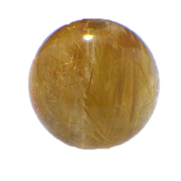 パワーストーン AAAA級 ゴールドルチルクォーツ バラ売り 10mm(O) パワーストーン 天然石 バラ売り ビーズ パーツ 風水 2020 1粒売り 現物販売 ハンドメイド