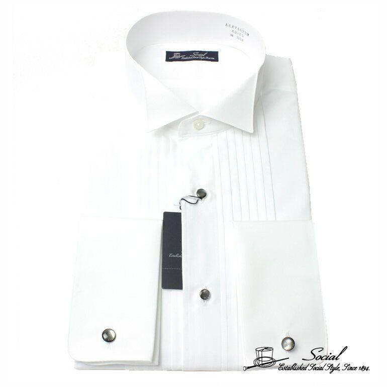 カインドウェアフォーマル ワイシャツ礼装 ワイシャツ フォーマル カインドウェア 礼装 メンズ 冠婚葬祭 Yシャツ カッターシャツ ドレスシャツ