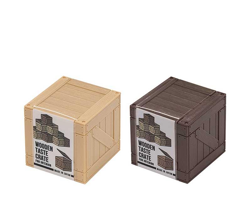 いよいよ人気ブランド ミニチュア 木箱 ラッピング無料