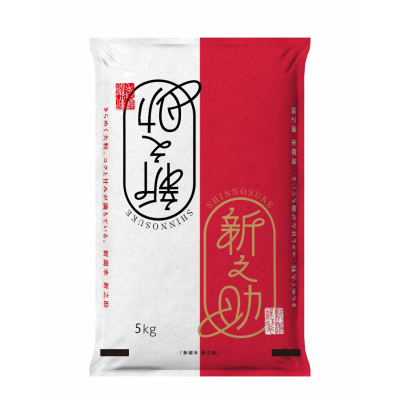 米処新潟の自信作! 令和元年産 新潟県産 新之助 白米30kg (5kg×6袋)