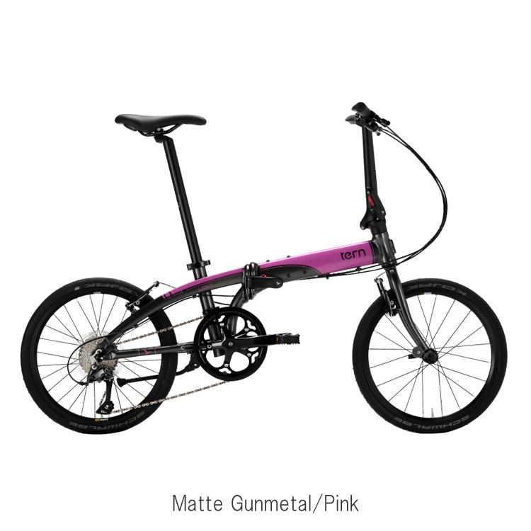 【tern/2018モデル】Link N8 ターン リンク 折りたたみ自転車 20インチ