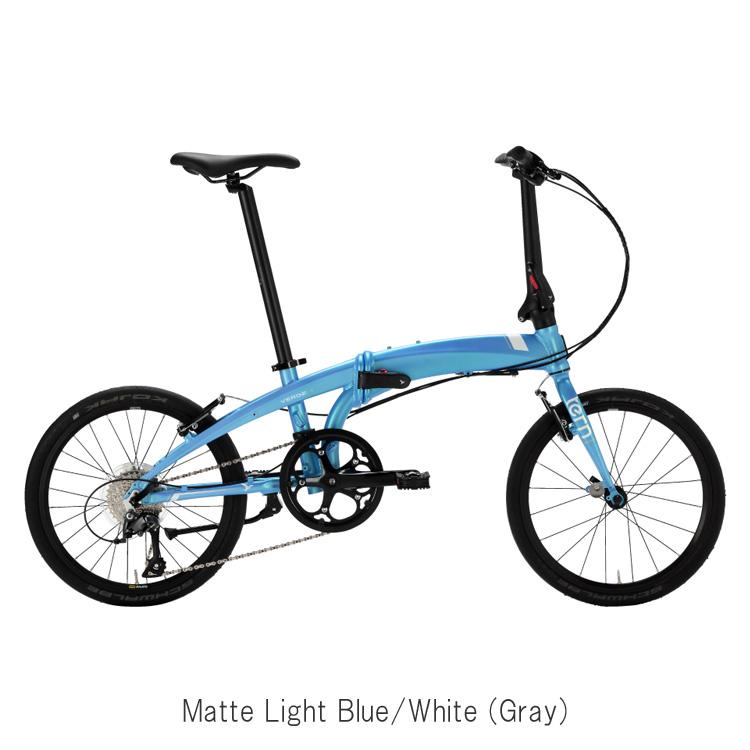 【tern/2018モデル】Verge N8 ターン バージュ 折りたたみ自転車 20インチ