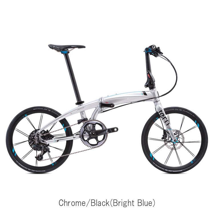 【tern/2019モデル】Verge X11 ターン バージュ 折りたたみ自転車 20インチ