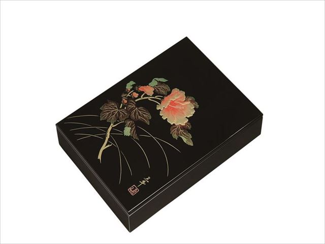 11.0板蓋手許箱 紀の花(A4判)
