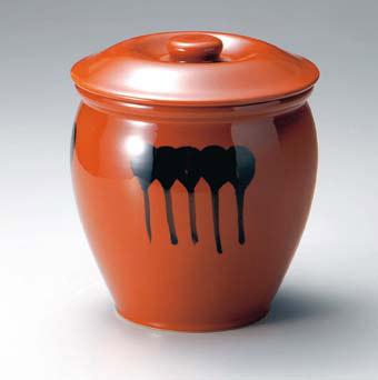 蓋付半胴瓶 1号 漬け物カメ ぬか漬け 梅干し 漬け物用 浅漬け 和食器 容器 亀 陶器 瓶