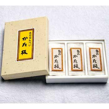 林盛堂本店:越中八尾「かた板(15袋入×2箱)」