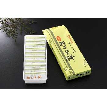 新珠製菓:よもぎ羽二重餅(10枚入×3箱) se-003