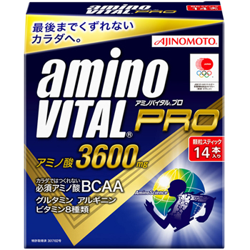 味の素「アミノバイタル プロ 14本入×15箱」