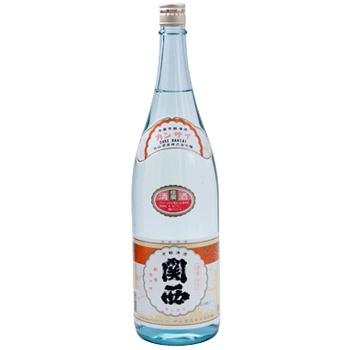 片山酒造:これぞ晩酌のお酒「関西 佳撰(1800ml×6本)」