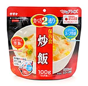 「マジックライス 炒飯 50食」災害時の非常食/保存食に:とやま食飯
