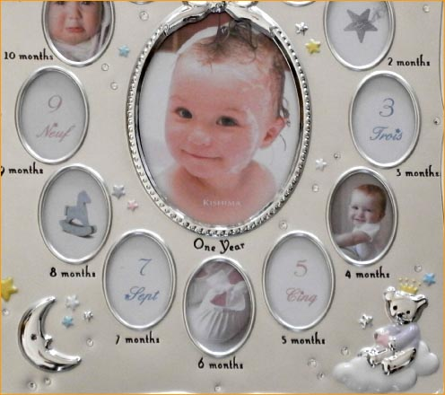 Hydi Photo Frame Picture Frame Memorial Toy Memorial Photo 12 Month