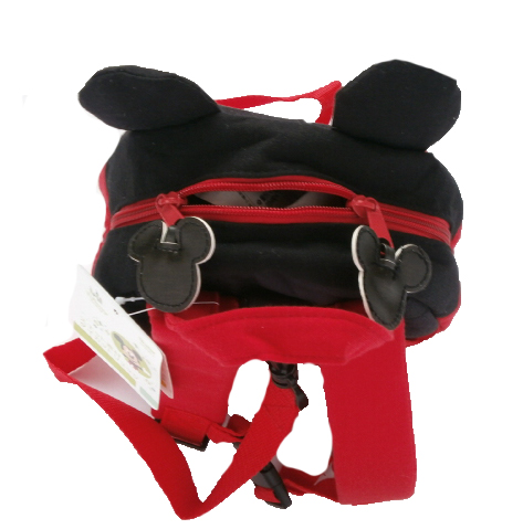 9e660113e75 A rucksack baby rucksack 1 sho rice cake rice cake of baby rucksack Mickey  stray child prevention string seat belt Mickey Mouse or next rucksack  rucksack ...