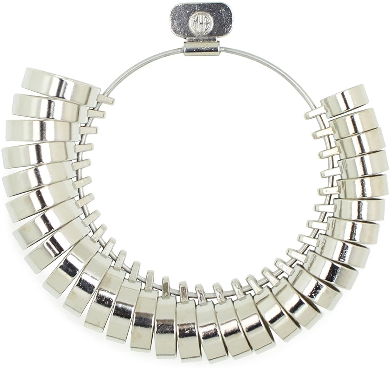 メーカー: 発売日: MKS 明工舎 平打リングゲージ No40630 指輪 サイズ