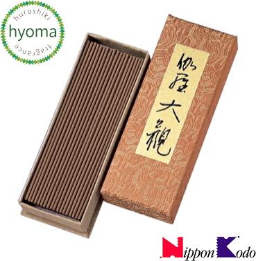 【送料無料】 伽羅大観 バラ詰 (日本香堂/お香)