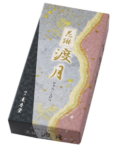 花琳 渡月 小バラ (薫寿堂/お線香) 花琳 渡月 小バラ (薫寿堂/お線香)