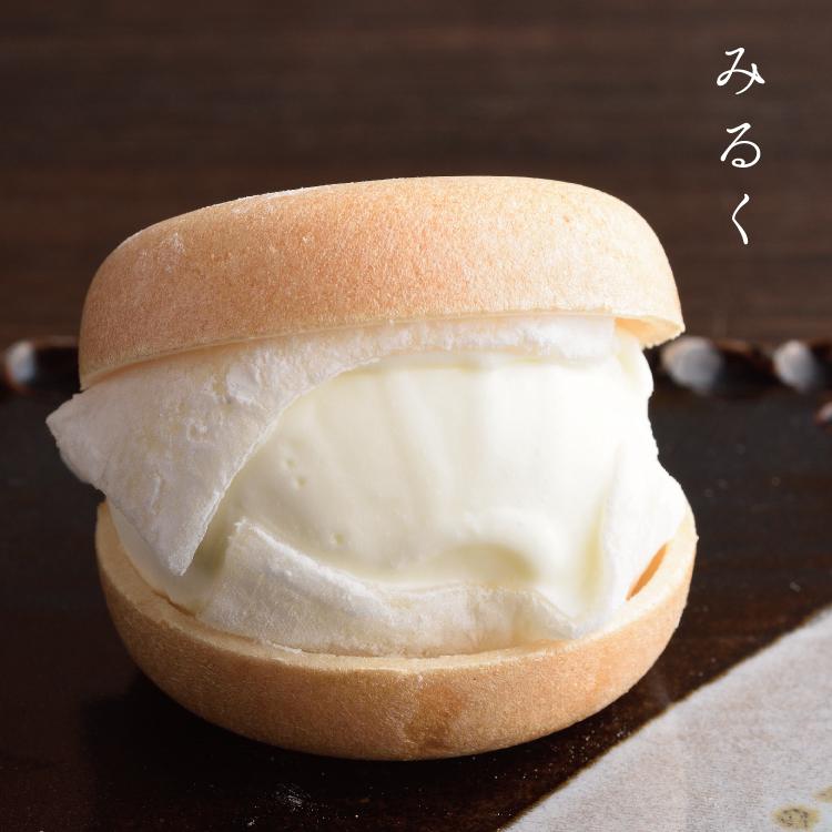 氷菓子屋KOMARU ミシュラン一つ星シェフ監修 定番の人気シリーズPOINT ポイント 入荷 無添加アイス 和食職人こだわりの濃厚アイス 直営店 無添加アイスクリーム もなか10個セット