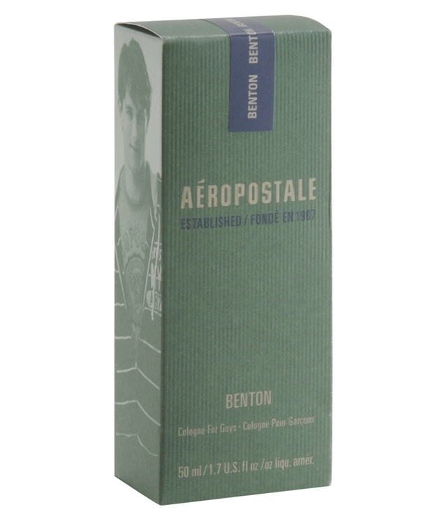 ★120%正规的■earoposuteru Benton Cologne香水50ml■7501-4002■真货保证! AEROPOSTALE