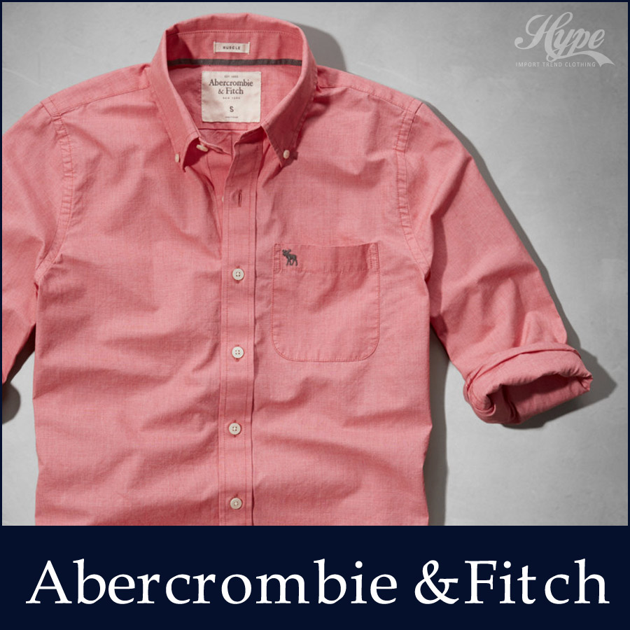 hype | Rakuten Global Market: Abercrombie casual shirt mens ...
