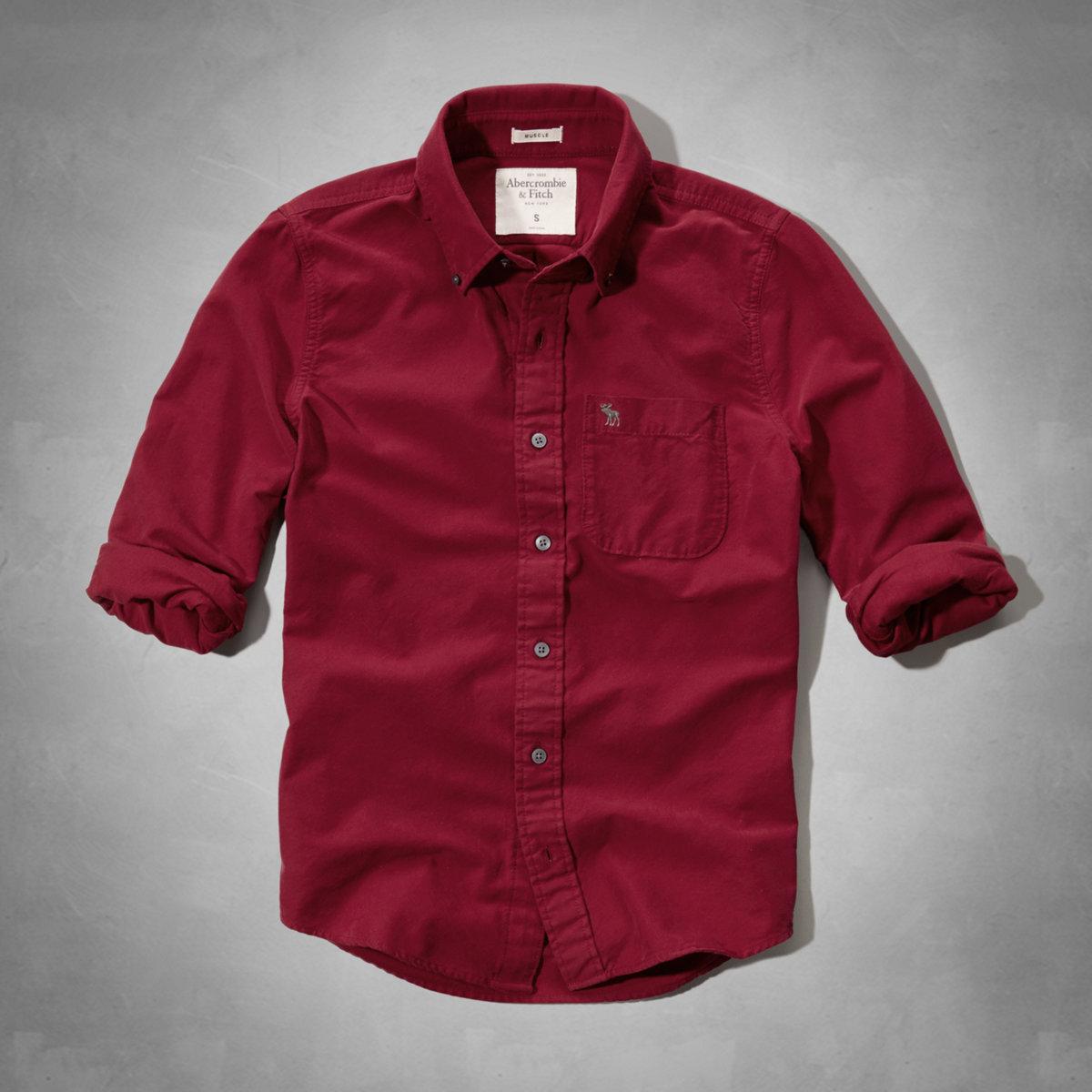 hype | Rakuten Global Market: Abercrombie casual shirt mens ...