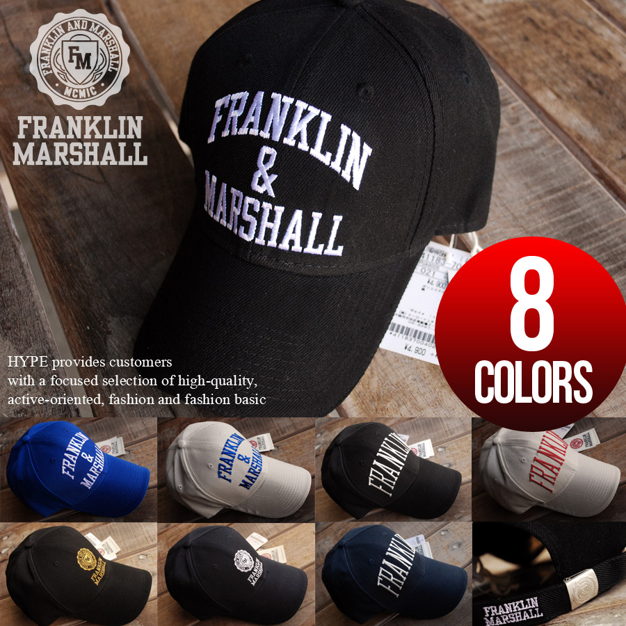 hype  Franklin Marshall FRANKLIN  amp  MARSHALL Cap Hat mens ... a941cac7c8b
