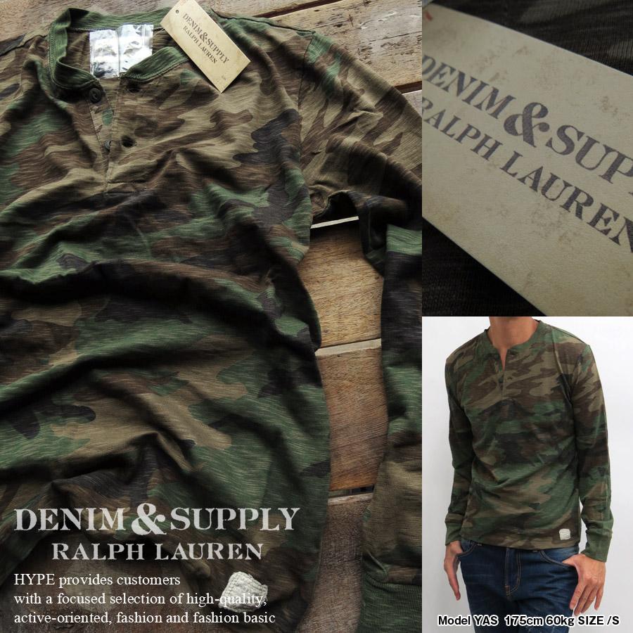 dd2c2b4bcb805 hype: Regular Ralph Lauren DENIM & SUPPLY Ralph Lauren ...
