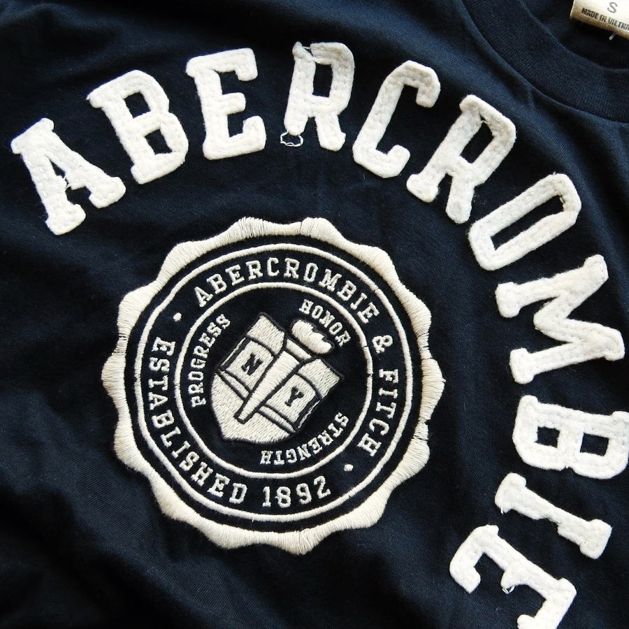 Hype Abercrombie Abercrombie Fitch T Shirts Mens 123 238 1801 023
