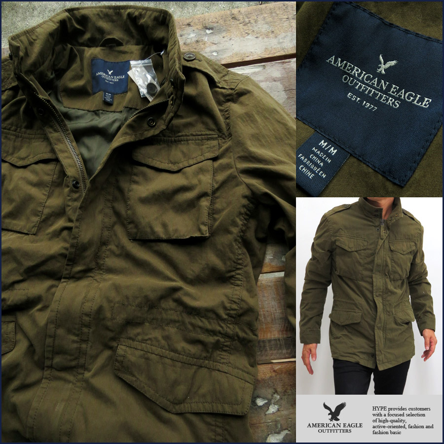 American Eagle Outers Jacket Mens M 65 2101 9486 309 04151005
