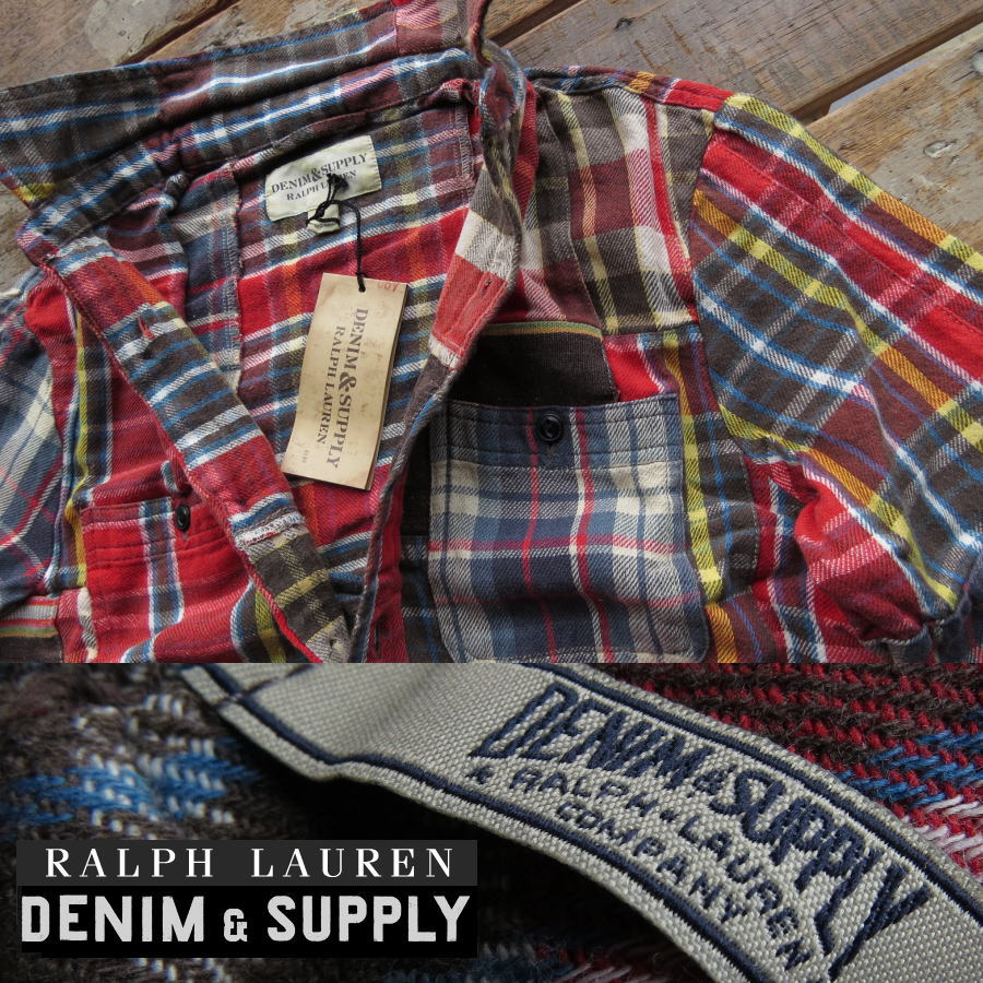 0cc431d00c Ralph Lauren Denim And Supply Flannel Shirts - Cairns Local Marketing