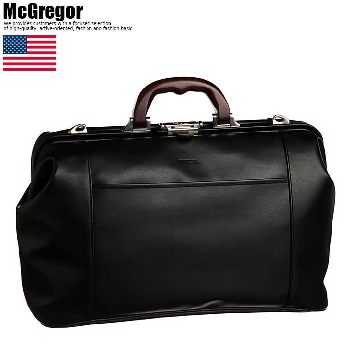 マックレガー McGregor ダレスバッグ Mサイズ 2WAY ビジネスバッグ ドクターズバッグ メンズ 21955 SD3733189【YI】■180123