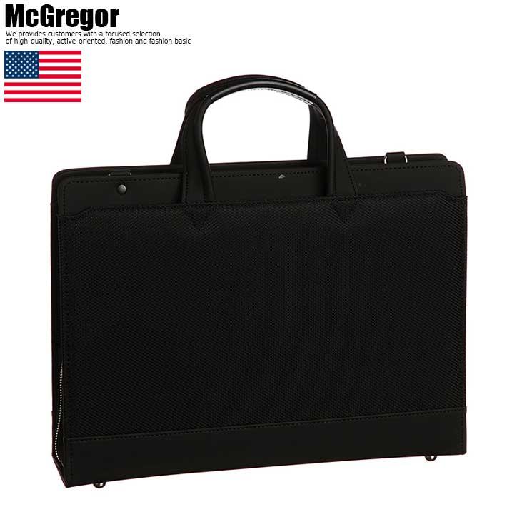 日本製 マックレガー McGregor ショルダーバッグ バッグ 2WAY ビジネスバッグ メンズ 52504 SD3733161 【Y_YI】■180118