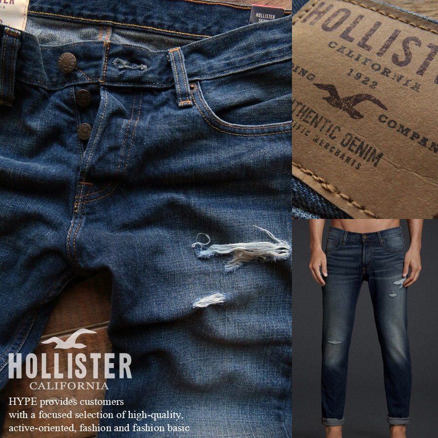 hollister california jeans