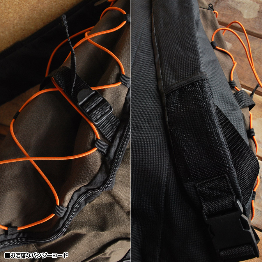 肩包袋男士背包尸体袋背包袋雷克斯 02 卡其色 ■ 05140226