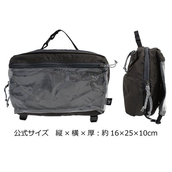 c06efaf280bb ARCTERYX アークテリクス INDEX LARGE TOILETRIES BAG index large toiletry bag travel  ...