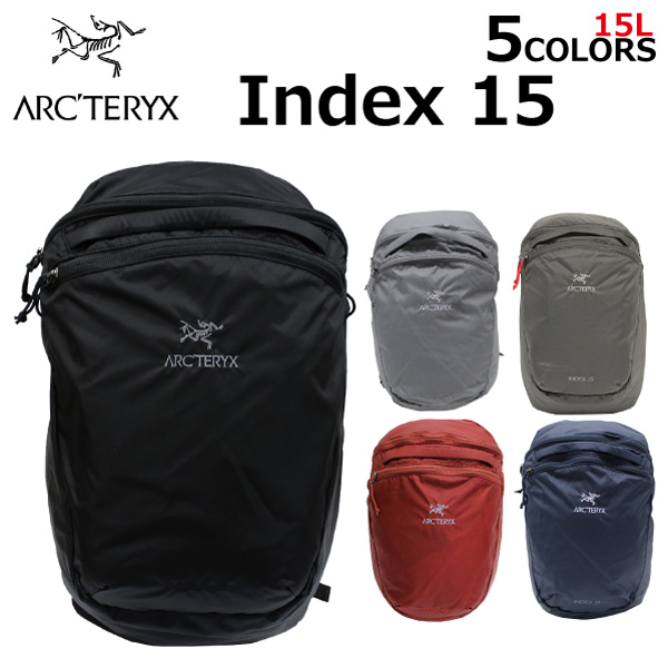 b34a914d4e All articles point 2 - up to 15 times! 18283 ARCTERYX アークテリクスIndex 15  Backpack ...