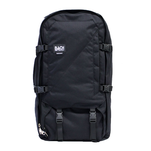BACH バッハ TRAVEL PRO 70 トラベルプロ 70バックパック バッグ カバン 鞄 旅行 A3 70L 132411 BLACKメンズ プレゼント ギフト 通勤 通学 送料無料