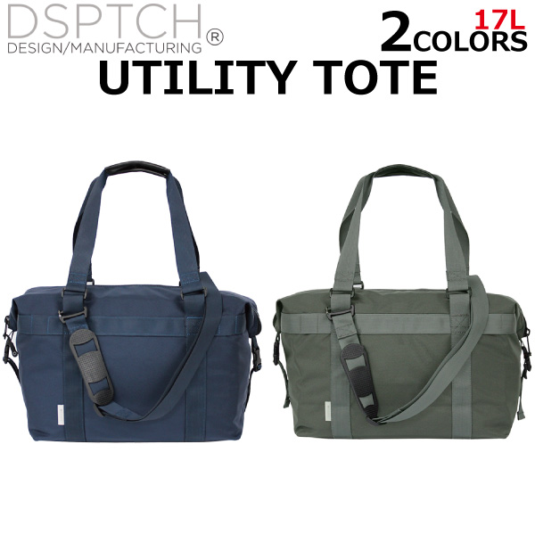 Dsptch Dispatch Utility Tote Thoth Bag 2way Shoulder Men Gap Dis 17l B4 Pck Ut Present Gift Commuting Attending School