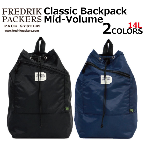 FREDRIK PACKERS フレドリックパッカーズ 420D SQUEEZE PACK スクイーズ パックリュックサック リュック メンズ A4 14Lプレゼント ギフト 通勤 通学 送料無料