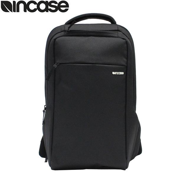 INCASE インケース Icon Slim Pack Nylon アイコン スリム パック ナイロンデイパック メンズ レディース CL55535 A3ブラック プレゼント ギフト 通勤 通学 送料無料