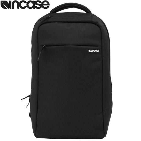 INCASE インケース Icon Lite Pack アイコン ライト パック ナイロンデイパック メンズ レディース INCO100279 A3ブラック プレゼント ギフト 通勤 通学 送料無料